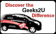 Discover the Geeks2U Difference